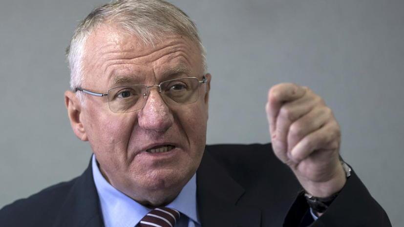 Шешељ предвидува црно сценарио: Прво ќе го осудат Младиќ, а потоа ќе го ликвидираат