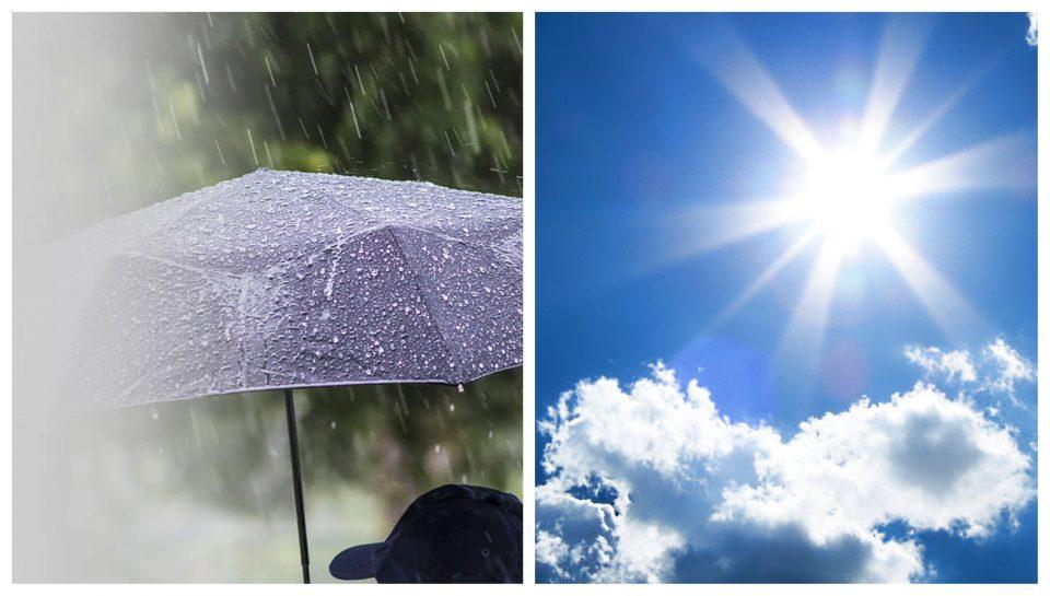 Утре натпросечно топло, за викендот врнежи