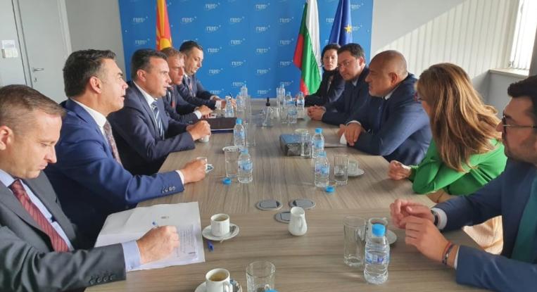 (ВИДЕО) Борисов до Заев: Ништо нема денеска да направите со Радев