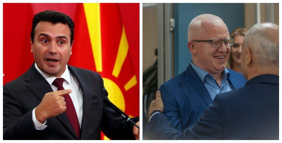 ВМРО-ДПМНЕ: Заев упорно го брани Рашковски и покрај доказите од медиумите