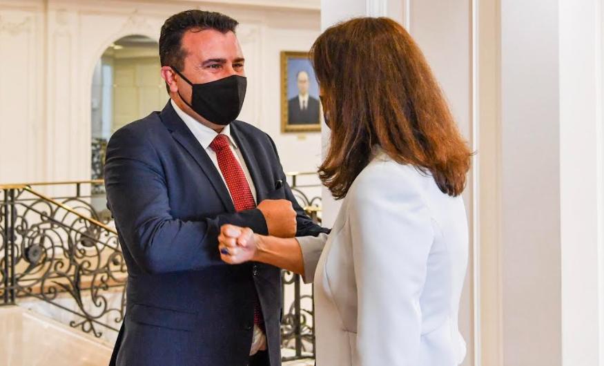 Средба Заев – Линде: Јасна поддршка од Шведска за европските аспирации на Македонија