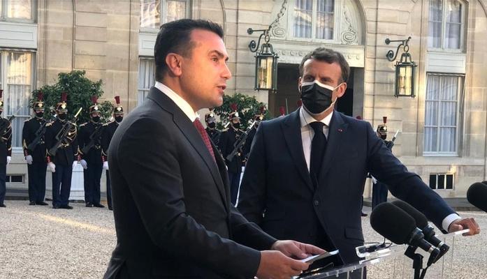 Макрон се премисли по речиси две години: Македонија заслужува да ги почне преговорите без одложување
