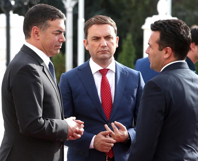 Заев, Димитров и Османи денеска во Софија: Последна надеж за деблокада на Македонија