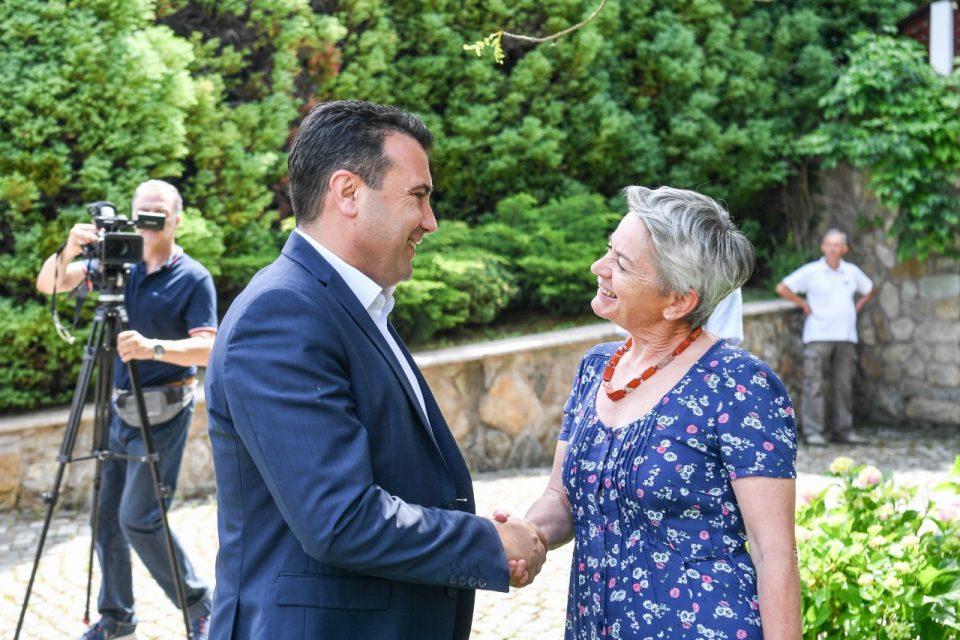 Заев: Со Програмата за соработка 2021-2024, Швајцарија го потврдува пријателството и поддршката за нашата земја