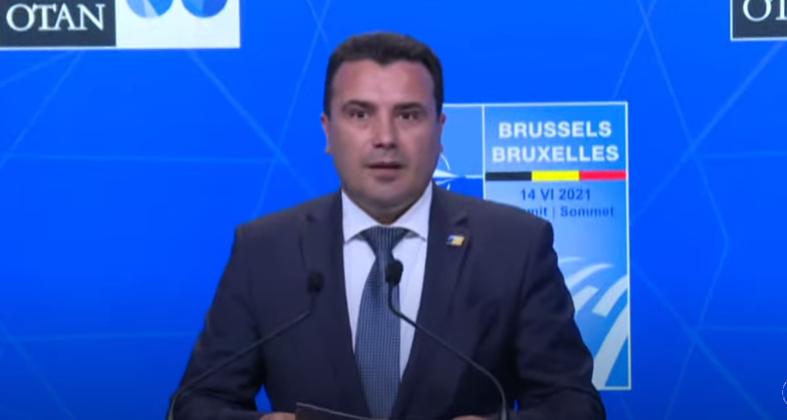 (ВО ЖИВО) Изјава на премиерот Заев по завршување на НАТО Самитот