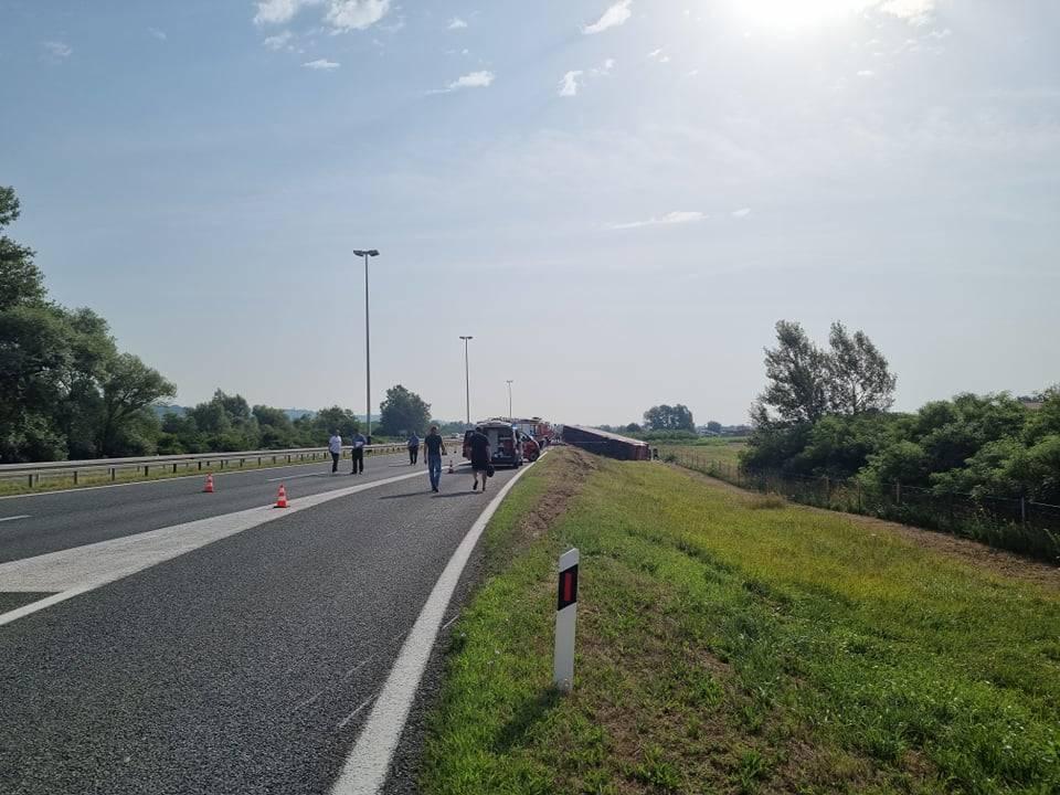 Косовското МНР потврди – 10 лица загинале во несреќата на автобусот кај Славонски Брод