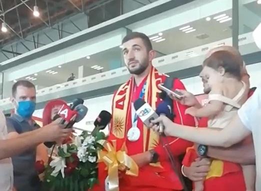 Георгиевски: Овој успех не е само за мене, туку за цела Македонија!