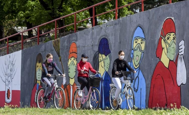 Скопје добива легални ѕидови за слободно користење од уличните уметници