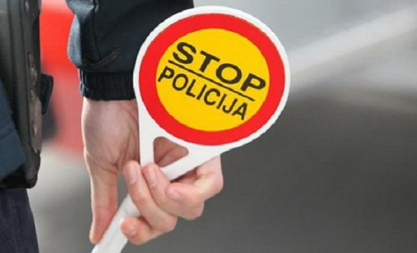 Санкционирани 223 возачи поради брзо возење