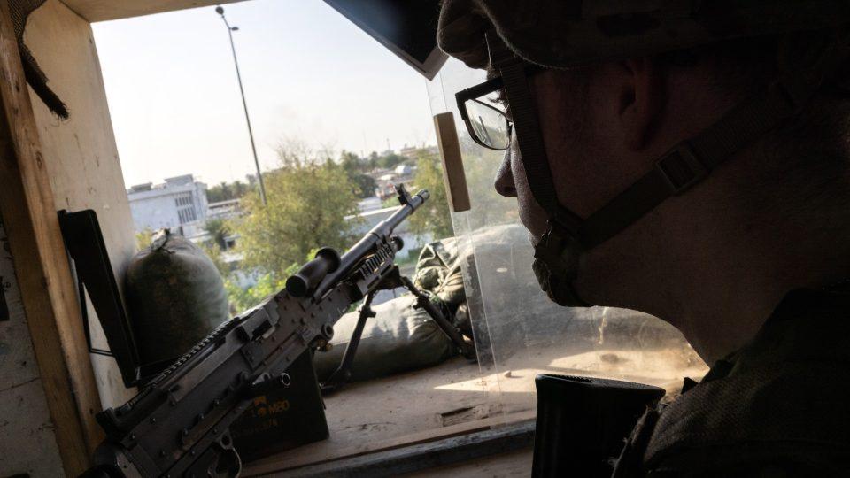 Со дрон нападната американска воена база во ирачки Курдистан