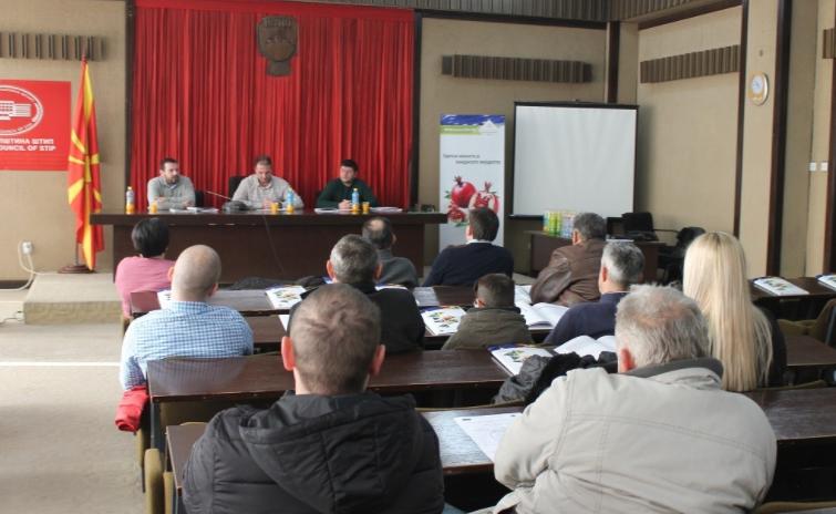 Од понеделник почнуваат ИПАРД инфо деновите за диверзификација на фарми и развој на мали бизниси