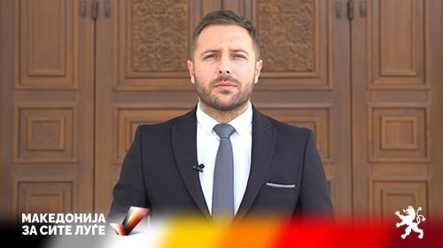 Арсовски: Пресудата за 27 април е неоснована, и е планирана со цел изживување со политичките непријатели на Заев