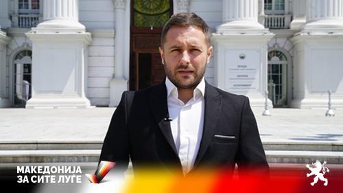(ВИДЕО) Арсовски: Законот за марихуана е приватен закон на Заев за лично богатење на неговиот нарко картел
