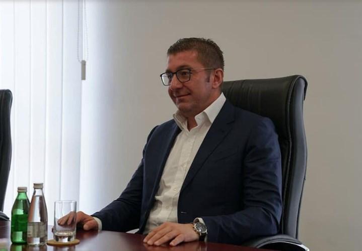 Мицкоски бара Резолуцијата да биде прифатена од сите партии без изговори и условувања