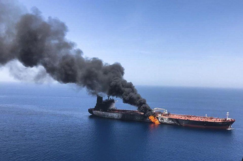 Израелски брод бил нападнат со непознато оружје