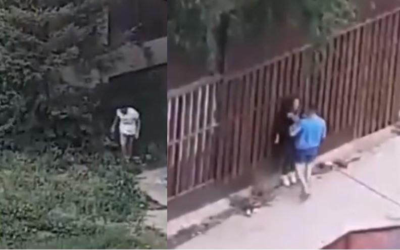 """(ВИДЕО) Тепаше девојка, а потоа """"си го доби"""": Драма во центарот на Куманово!"""