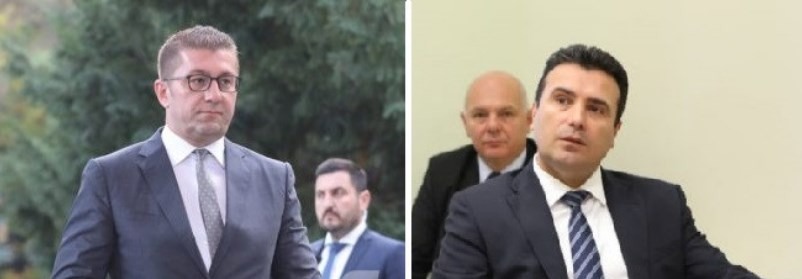 Мицкоски: Заев барем на себе нека си признае, ВМРО-ДПМНЕ го предложи концептот  за отворени листи