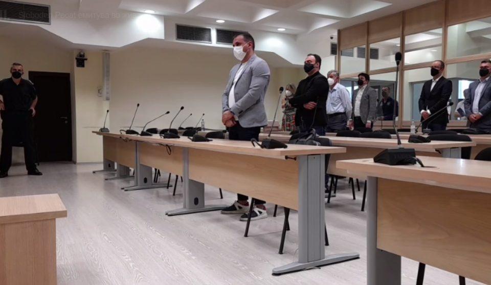 Пресуда: Јанакиески, Вељановски и Ристоски добија по шест и пол години затвор