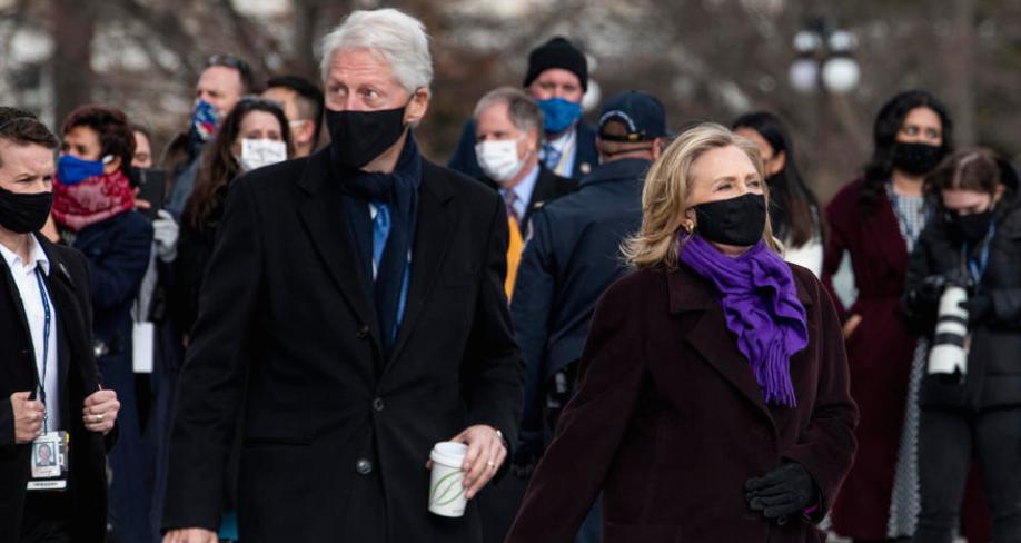 """Тајни документи откриваат: Клинтон """"мртов ладен"""" ја одбил британската кралица"""