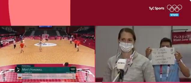 (ВИДЕО) Запросување на Олимписките игри