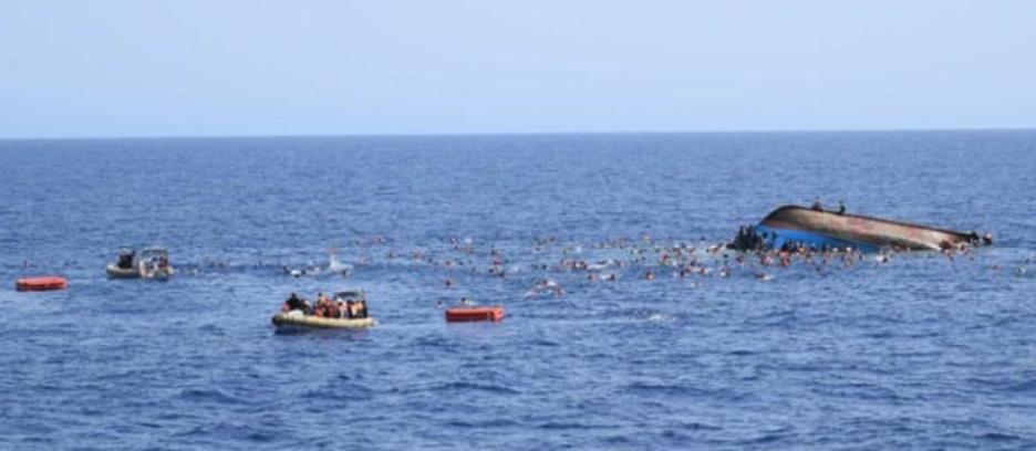 Се преврте брод: Најмалку 57 лица се удавија во Средоземно море