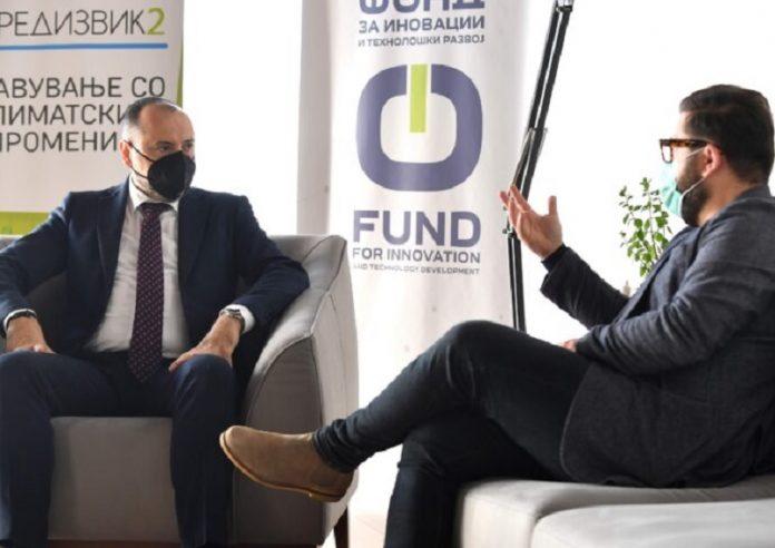 (ВО ЖИВО) Прес конференција на вицепремиерот Битиќи и директорот на ФИТР, Петров
