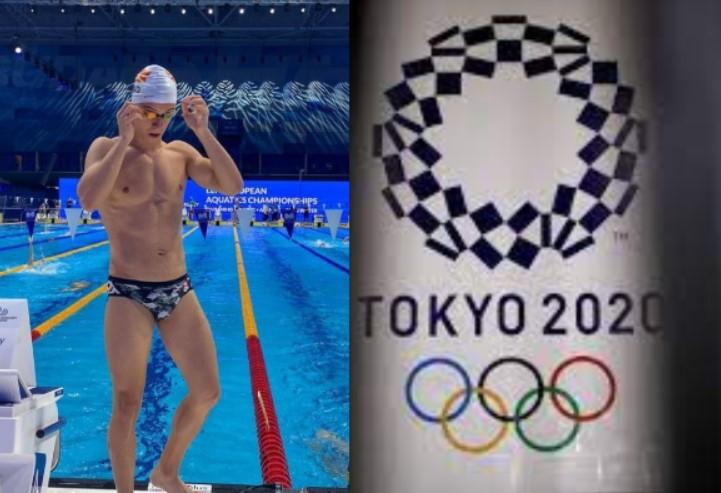 Деркоски отплива за Македонија на Олимписките игри