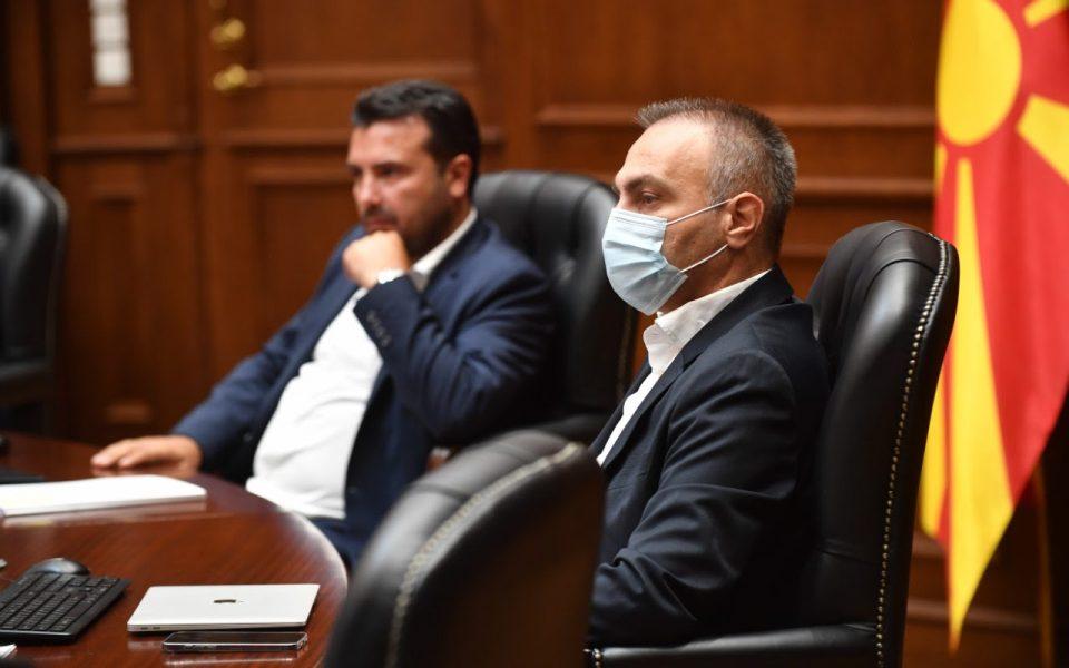 ВМРО-ДПМНЕ:Оценките на Артан Груби што сега го храбрат Заев,ќе престанат кога ќе падне од власт