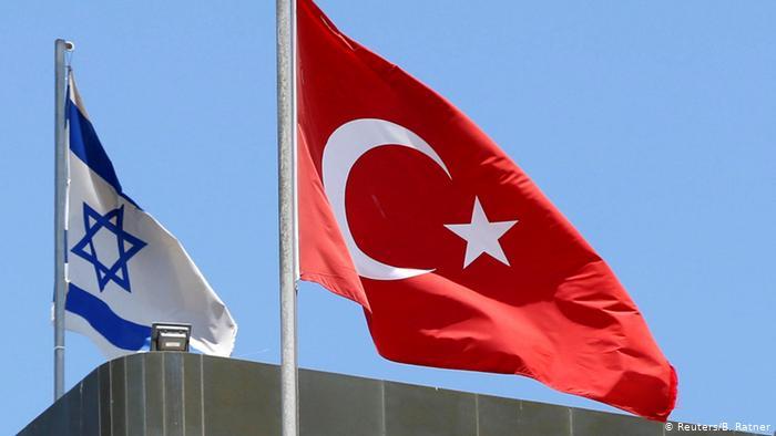 """Падна договор: Турција и Израел ќе ги подобруваат """"напнатите односи"""""""