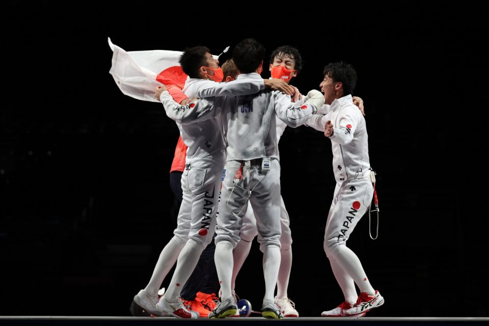 Јапонија постави рекорд во освоени златни медали на Олимпијадите