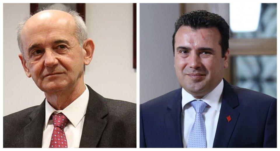 Јовески е избор на Заев за Уставен суд, како награда за заштитата на криминалот на власта, велат од ВМРО-ДПМНЕ