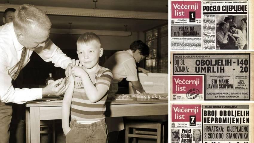 Д-р Василевски: Југославија за три недели вакцинирала 18-20 милиони жители, денес земјите не можат ни 6 милиони