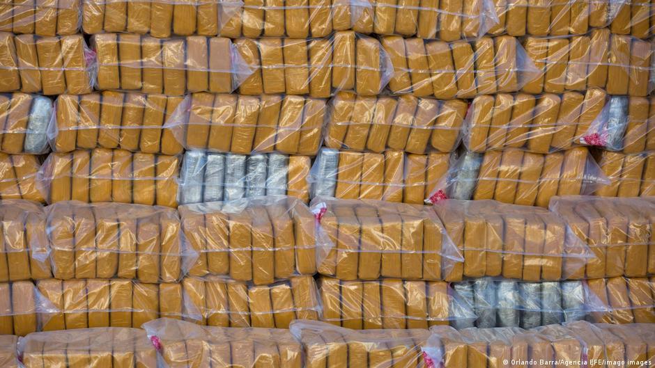 Кокаин вреден 225 милиони евра е запленет во Холандија