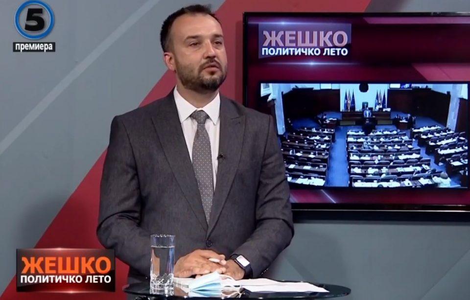 Лефков: Кандидатите на ВМРО-ДПМНЕ за градоначалници ќе им  донесат четири успешни години на нивните места