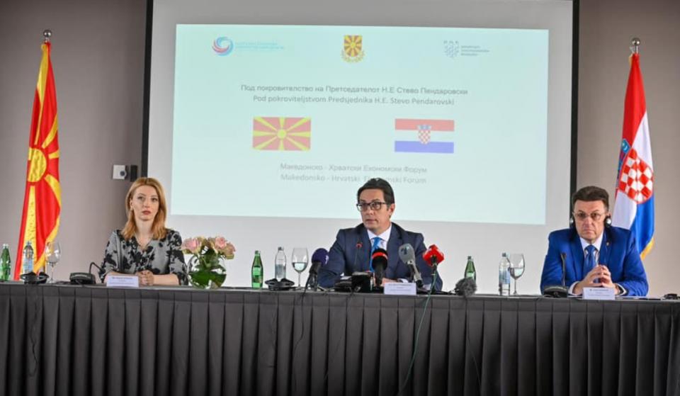 Македонско-хрватска бизнис иницијатива: Авио-поврзување на Охрид со Сплит и Дубровник