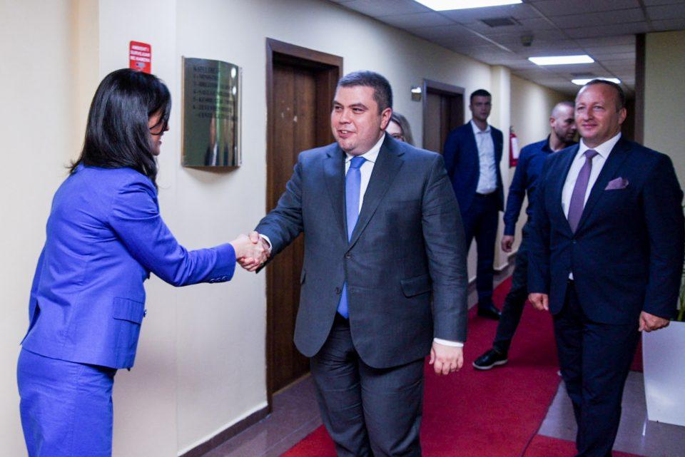 Маричиќ – Ѓонај: Делиме заедничка визија за развиен регион
