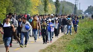 Најголем број баратели на азил во ЕУ од почетокот на пандемијата забелажани во јули