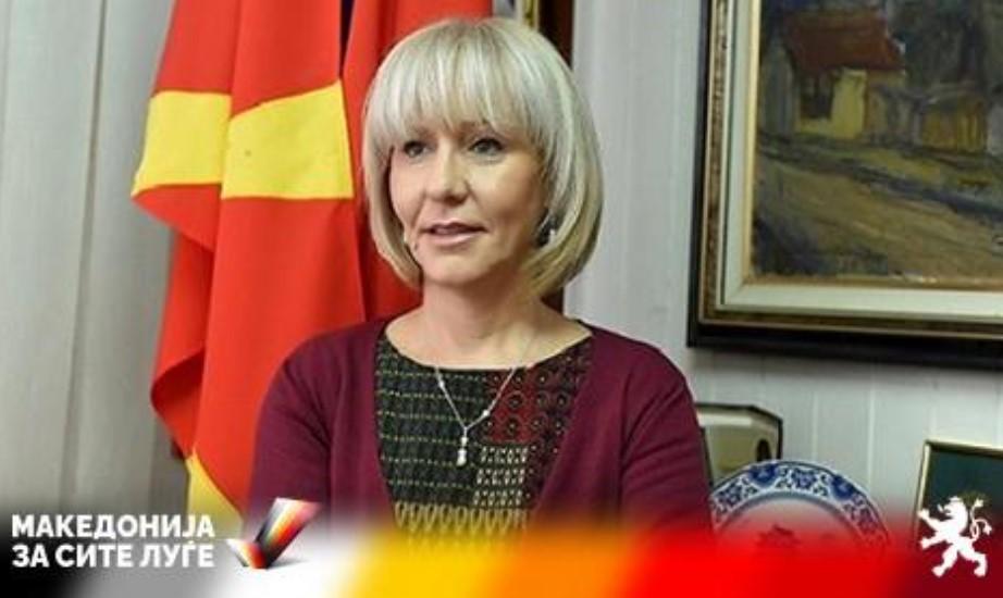 Мишева: Дали Град Скопје е толку богат за да донира 38 милиони денари на здруженија на граѓани?!