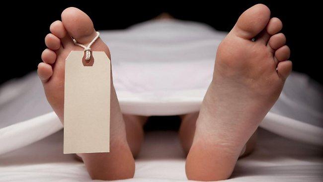 Маж пронајден починат на улица во Шутка