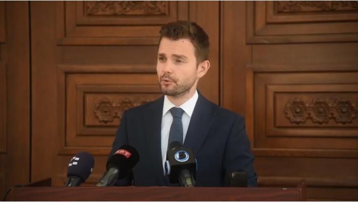(ВИДЕО) Муцунски: Најдоцна до петок Резолуцијата ќе биде доставена до Собранието