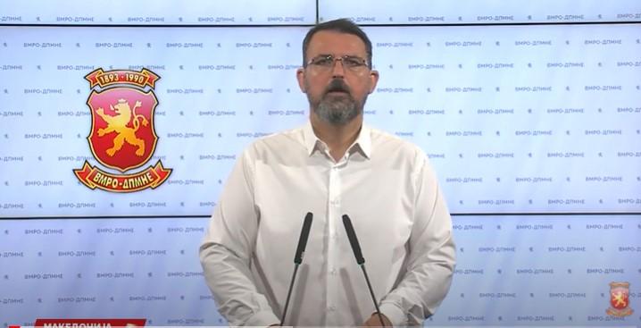 (ВО ЖИВО) Изјава на Стоилковски за општина Гази Баба