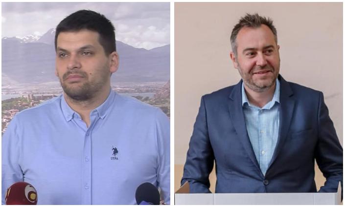 Кирил Пецаков противкандидат на Константин Георгиески за градоначалник на Охрид