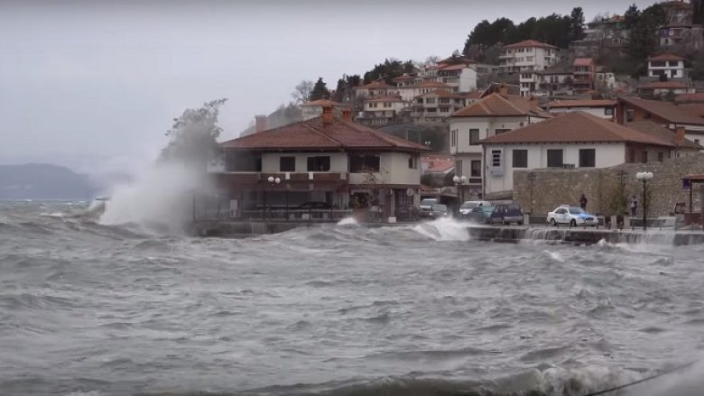 Две лица повредени од гром во Охрид