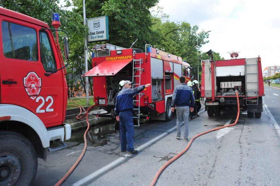 Штип со европски пари ќе обезбеди противпожарно возило за гаснење на шумски пожари