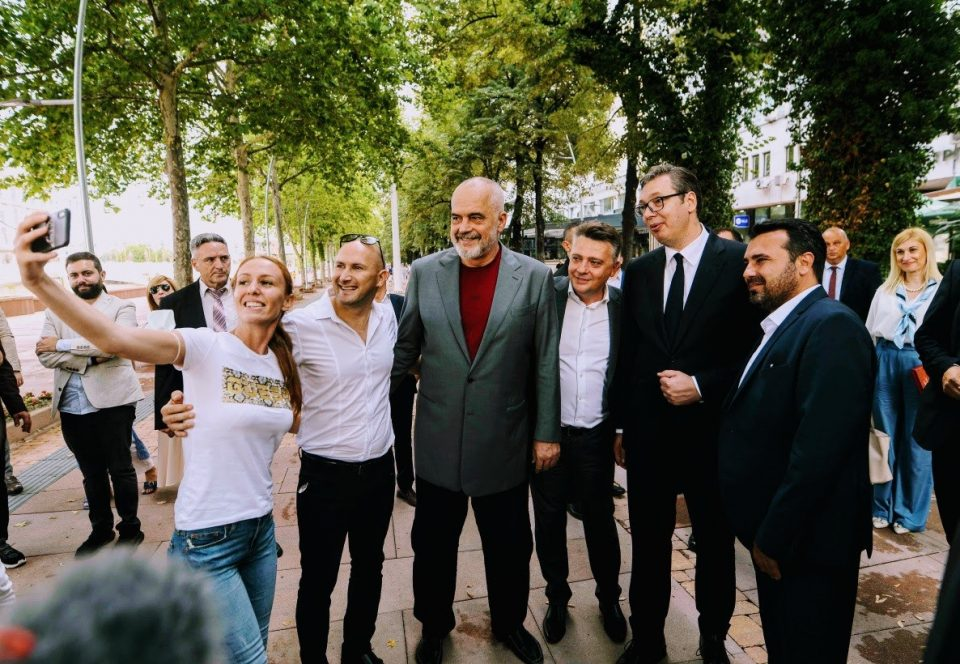 Заев: Балканот е нашиот заеднички европски дом