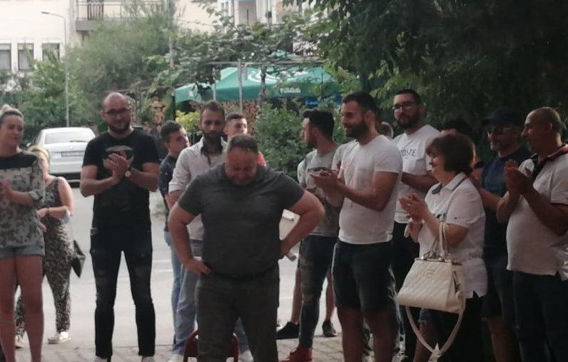 (ВИДЕО) СДСМ Охрид избра нов претседател – паднаа солзи радосници и громогласен аплауз!