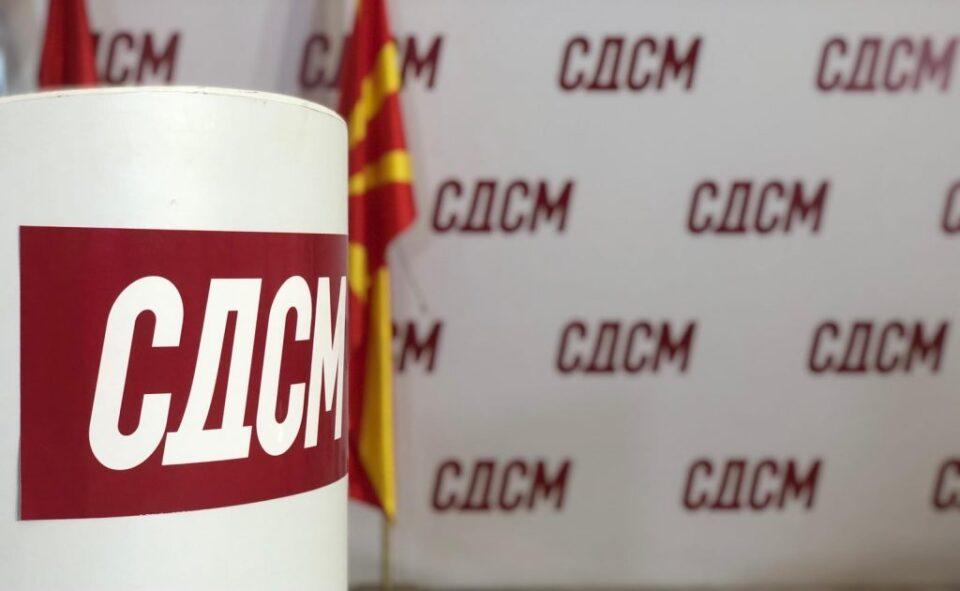 СДСМ: ВМРО-ДПМНЕ е насочена директно против интересите на граѓаните како ниту една друга опозиција во светот