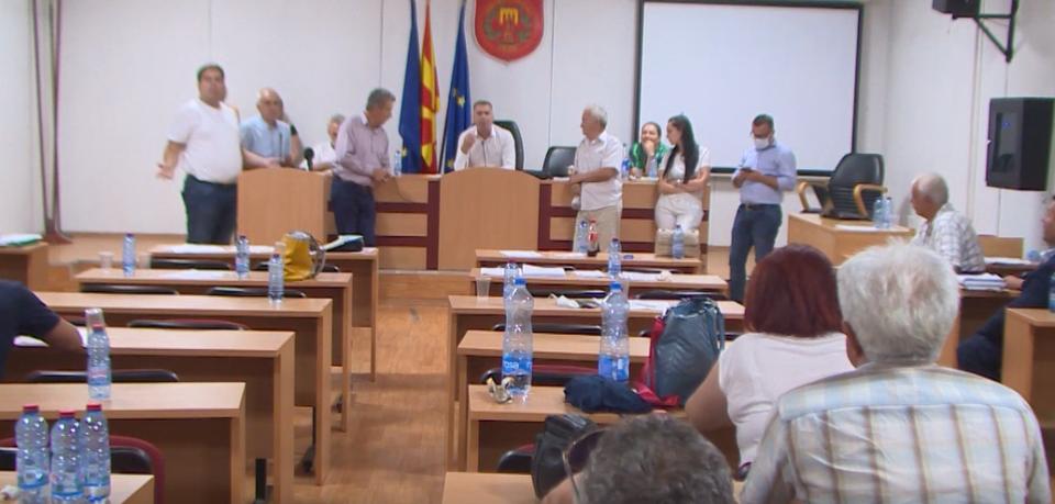 ВМРО-ДПМНЕ ќе поднесе кривична пријава за Георгиевски и советниците кои на насилен и криминален начин гласаа и го донесоа ребалансот на општинскиот буџет