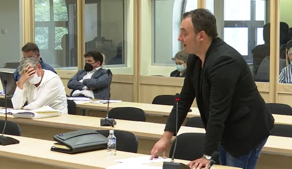 Ристовски: На Нинџа не може да му се верува, тој ги прилагодува исказите според потребите на Обвинителството