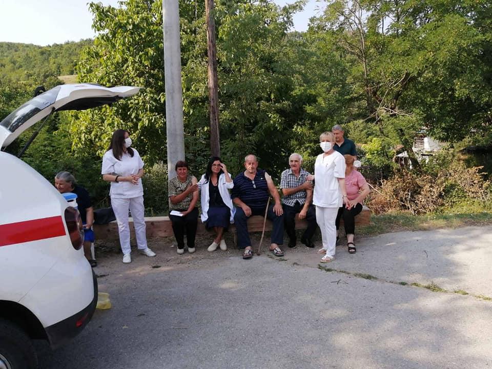 Теренската имунизација продолжува во над 70 населени места